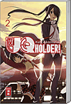 UQ Holder!, Band 02