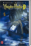 Vampire Hunter D, Band 05 (Manga)