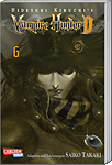Vampire Hunter D, Band 06 (Manga)