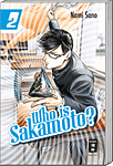 Who is Sakamoto?, Band 02 (Manga)