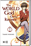 The World God Only Knows, Band 01