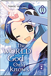 The World God Only Knows, Band 11