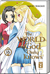 The World God Only Knows, Band 16 (Manga)