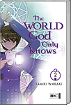 The World God Only Knows, Band 02