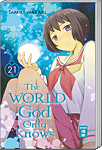 The World God Only Knows, Band 21 (Manga)