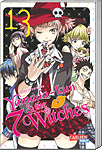 Yamada-kun and the seven Witches, Band 13