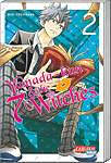 Yamada-kun and the seven Witches, Band 02 (Manga)