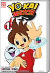 Yo-Kai Watch, Band 01 (Manga)