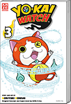 Yo-Kai Watch, Band 03 (Manga)
