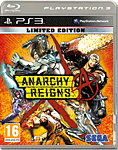 Anarchy Reigns - Limited Edition (Playstation 3)