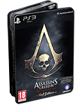 Assassin's Creed 4: Black Flag - Skull Edition (inkl. Schatz d. Schiffbrüchigen DLC Pack)