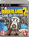 Borderlands 2 - Game of the Year Edition (Playstation 3)