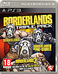 Borderlands - Triple Pack -E-
