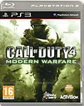 Call of Duty 4: Modern Warfare -E- (Playstation 3)