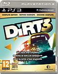 DIRT 3 - Complete Edition (Playstation 3)