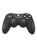 Controller Bluetooth -Black- (Spartan Gear) (Playstation 3)