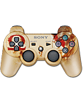 Controller Sixaxis Dualshock 3 -God of War: Ascension Design- (Sony)