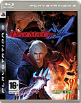 Devil May Cry 4 -E-