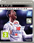FIFA 18 - Legacy Edition (Playstation 3)