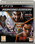 Fighting Edition (Soul Calibur 5, Tekken 6 & TTT 2)