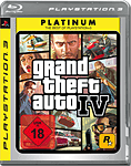 Grand Theft Auto 4 (PlayStation 3)