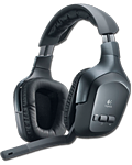 Headset Wireless F540 (Logitech)