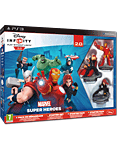 Disney Infinity 2.0: Marvel Super Heroes - Starter Set