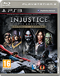 Injustice: Gods Among Us - Ultimate Edition -E- (Playstation 3)