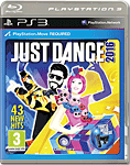 Just Dance 2016 (Move) (Playstation 3)