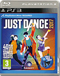 Just Dance 2017 (Move) (Playstation 3)