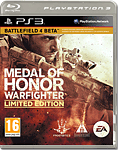 Medal of Honor 2: Warfighter - Limited Edition (Playstation 3)