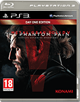 Metal Gear Solid 5: The Phantom Pain - Day 1 Edition (Playstation 3)