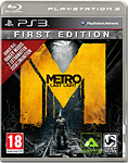 Metro: Last Light - First Edition (Playstation 3)