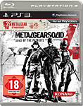 Metal Gear Solid 4: Guns of the Patriots - 25th Anniversary (PlayStation 3)