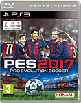 PES 2017 - Pro Evolution Soccer (Playstation 3)