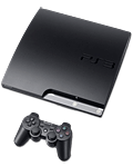 Sony Playstation 3 Slim PAL 160 GB (Sony)