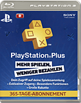 Playstation Plus Abonnement - 365 Tage (Sony)