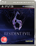 Resident Evil 6 (inkl. USB Stick) -E- (Playstation 3)
