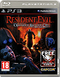 Resident Evil: Operation Raccoon City -E- (Playstation 3)