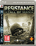 Resistance 1: Fall of Man -E-
