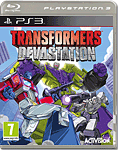 Transformers: Devastation -E-