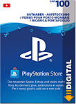 Playstation Store Guthaben CHF 100.-- (Sony)