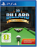 3D Billard: Billard & Snooker (Playstation 4)
