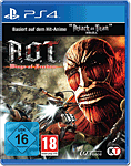 A.O.T. Wings of Freedom (Attack on Titan) (Playstation 4)
