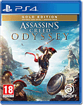 Assassin's Creed Odyssey - Gold Edition (inkl. Sparta-Bag & Bonusmission)
