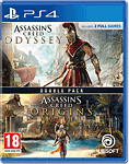 Assassin's Creed Odyssey + Assassin's Creed Origins - Double Pack
