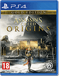 Assassin's Creed Origins - Gold Edition (Playstation 4)