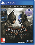 Batman: Arkham Knight - Game of the Year Edition (Playstation 4)