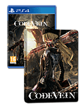 Code Vein - Steelbook Edition