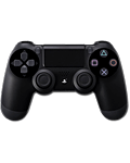 Controller Dualshock 4 -Black- (Sony) (Playstation 4)